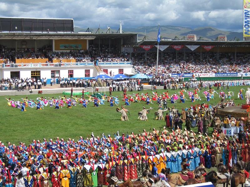 naadam festival nomad