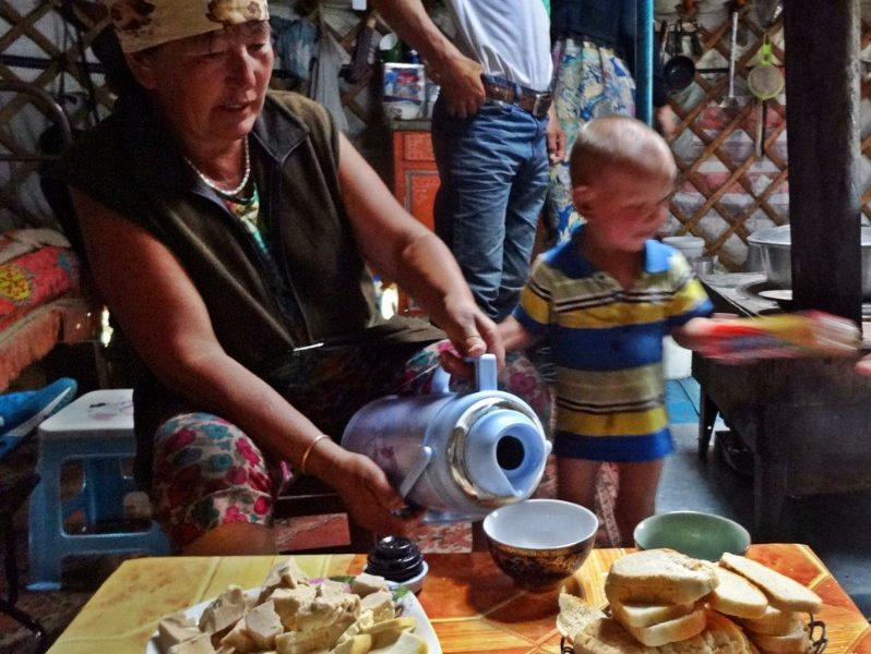 Mongolian drink